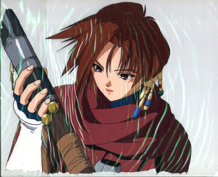 картинки аниме ирия: